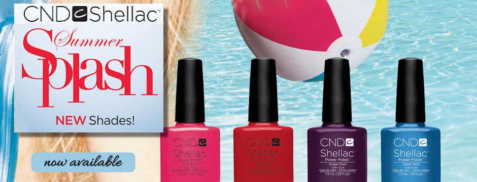 CND Shellac New Colors 2013