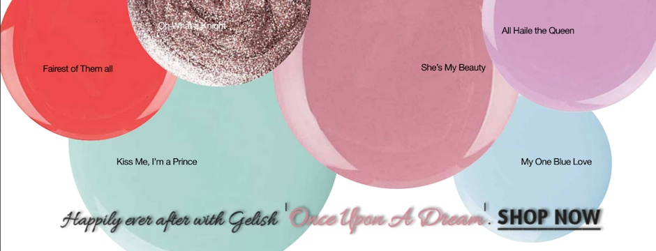New Gelish Once Upon A Dream