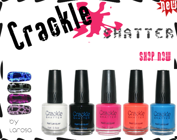 Buy Crackle Nail Polish